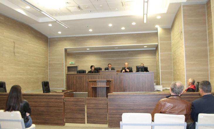 Refuzohet si e pabazuar ankesa e ish-gjyqtarit i cili mori 2400 franga ryshfet