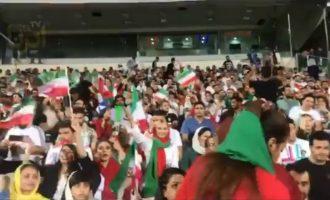 Irani bën gjest të madh, kjo ndodhi për herë të parë pas 39 vjetësh [Video]