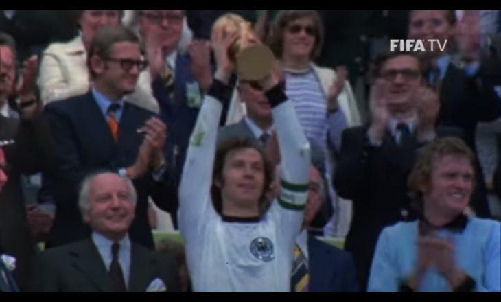 11 kapitenë e kanë ngritur trofeun aktual të Kupës së Botës – shikoni pamjet