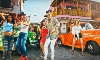 Hiti më i ri në Francë, kopje e një kënge shqiptare