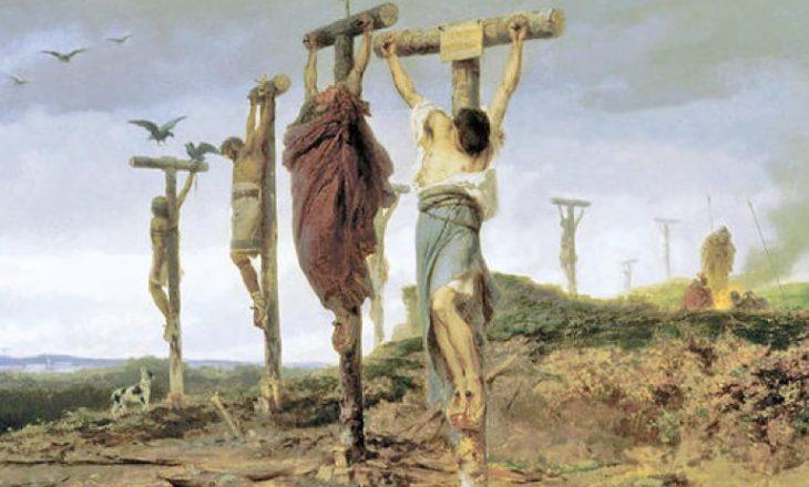 Një zbulim dëshmon prova të reja se si bëhej kryqëzimi