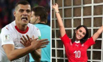 Reagimi i Leonitës pasi Graniti shënoi gol