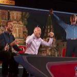 Festa e Lineker, Ferdinand dhe Lampard pas golit të dytë të Anglisë [Video]