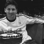 Rusia surprizë për ditëlindjen e Messit