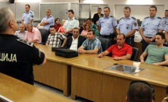 Flet dëshmitari maqedon në rastin 'Monstra'