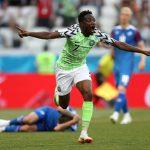 Nigeria shtang Islandën