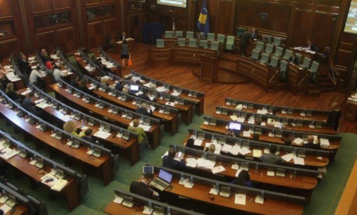 PDK dhe Vetëvendosje përplasen në Kuvendin e Kosovës