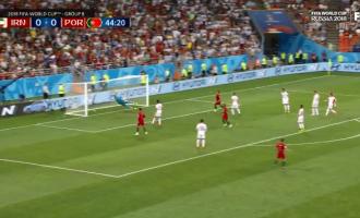 VIDEO: Një prej golave më spektakolarë të Botërorit shënohet nga Quaresma