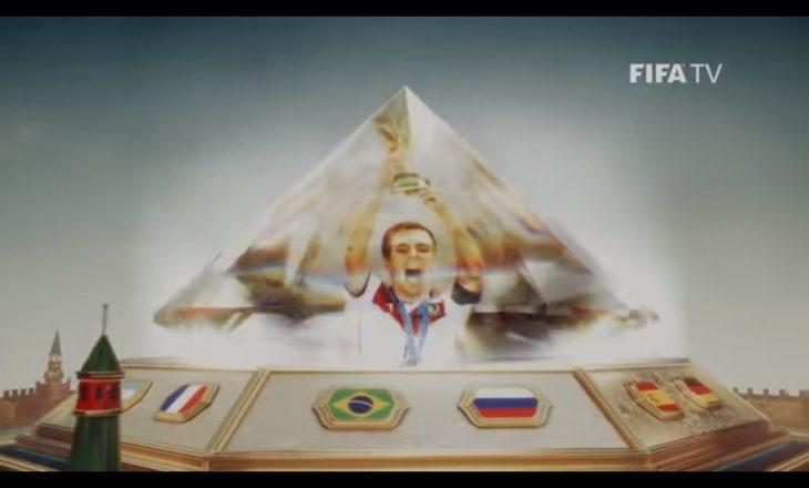 Promovohet sigla zyrtare e botërorit – do ta shihni çdo ditë tash e tutje