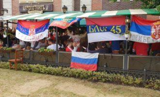 Serbët bëhen bashkë me rusët në sfidën kundër shqiptarëve të Zvicrës