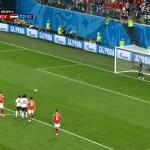 Penallti për Egjiptin, çfarë bëri Mohamed Salah [Video]