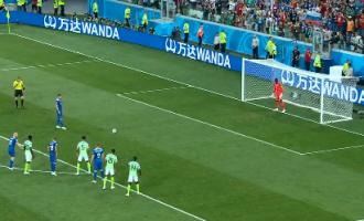 Islanda fiton penallti falë VAR-it, ekzekutimi më i tmerrshëm në Botëror