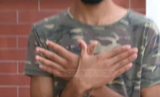 Njihuni me sirianin 'kuq e zi'