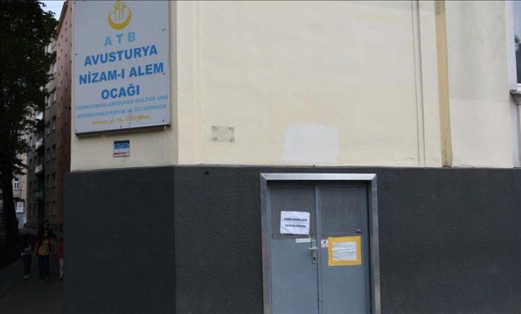 Mbyllja e xhamive ka shkaktuar reagime të ashpra në Austri