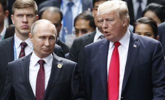 Përgatitje për një takim Trump-Putin