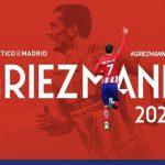 Zyrtare: Griezmann deri më 2023 te Atletico