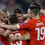 Formacionet zyrtare: Katër shqiptarë startojnë kundër Serbisë