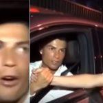 Cristiano kthehet në Madrid, bisedë interesante mes tij dhe një tifozi për largimin nga Reali (VIDEO)