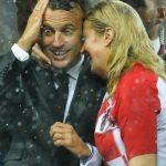 Fotot e presidentes kroate që nuk i keni parë gjatë finales së Botërorit