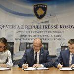 Nënshkruhet marrëveshje bashkëpunimi në fushën e riintegrimit ekonomik të personave të riatdhesuar në tregun e punës