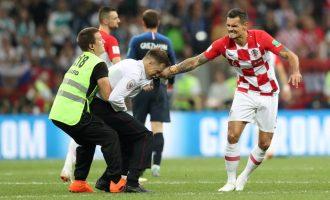 Merret vendim për tifozët që u futën në fushë në finale të Botërorit