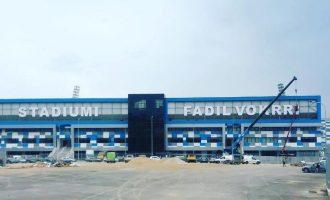 """Konfirmohet ndeshja e parë që do të luhet në stadiumin """"Fadil Vokrri"""""""