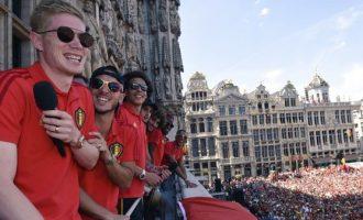 Pritja për Januzajn dhe heronjtë e Belgjikës në Bruksel
