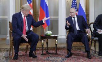 Putin: Doja që Trump t'i fitonte zgjedhjet