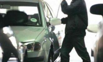 Arrestohen dy hajdutë të një veture