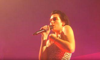 Dua Lipa, artistja e parë ndërkombëtare që performon në Tomorrowland