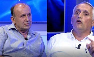 Debat i ashpër për vendosjen ose jo të shtatores së Anton Çetës në oborrin e Institutit Albanologjik