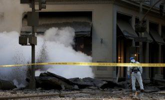 Shpërthim në New York – pesë të plagosur