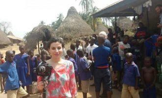 Kosovarja që po e ndihmon Sierra Leonen në ndërtimin e paqes