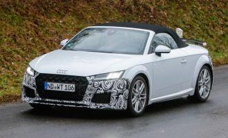Audi TT i ri zbulohet para debutimit zyrtar