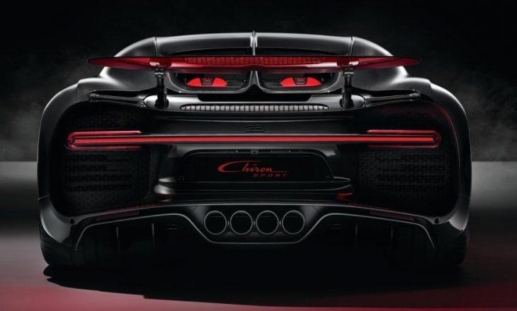Bugatti vjen me versionin më të ri – Ja për sa sekonda arrin shpejtësinë 100/kmh