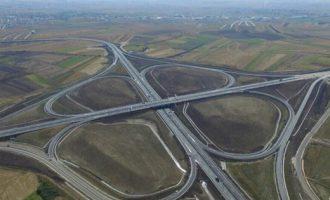Autostrada 'Arbën Xhaferi' bllokon disa fshatra