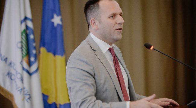 Berat Rukiqi zgjidhet kryetar i OEK-ut, përballë nuk kishte asnjë kundërkandidat