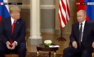 E gjithë bota po e shikon këtë lëvizje të Trump pasi takoi Putinin