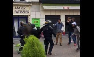 Pamjet që tronditën Presidentin e Francës, kush e dhunoi këtë grua
