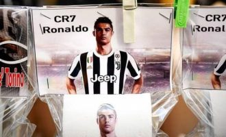 Shokuese, Napoli e përdor Cristianon për…! (FOTO)