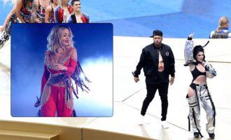 Edhe Rita Ora i shkruan Era Istrefit pas performancës në Botëror