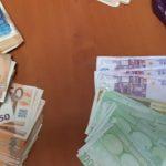 I ikë Policisë – Arrestohet 37-vjeçari, të cilët iu gjetën 30 mijë e 500 euro cash
