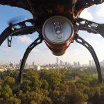 Ushqimi 'fluturues' – Shpërndarja me dron së shpejti realitet