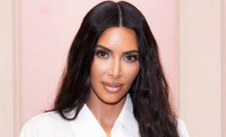 Kim Kardashian fiton 5 milionë për 5 minuta