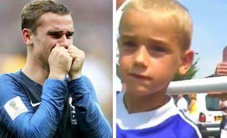 Dikur i kërkonte autografe futbollistëve të Francës, sot është fitues i Kupës së Botës