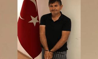 Agjentët e Intelegjencës Turke kapin një gylenist në Ukrainë