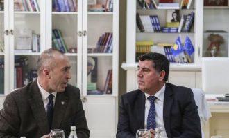 Haradinaj thumbon Lutfi Hazirin, e quan shakaxhi për një arsye
