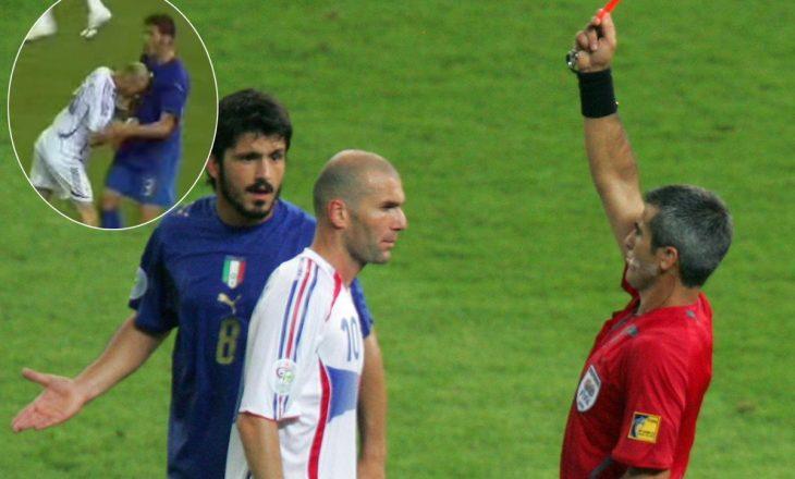 Kjo ishte e vërteta e përjashtimit të Zidanes (VIDEO)