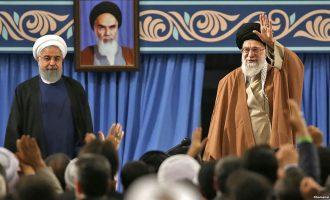 Khamenei bën thirrje për mbështetje të Rohanit pas sanksioneve të SHBA-së