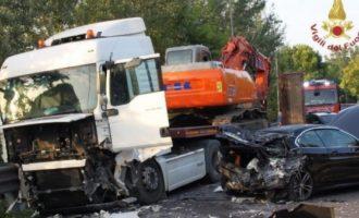Tjetër aksident, i riu shqiptar në gjendje të rëndë